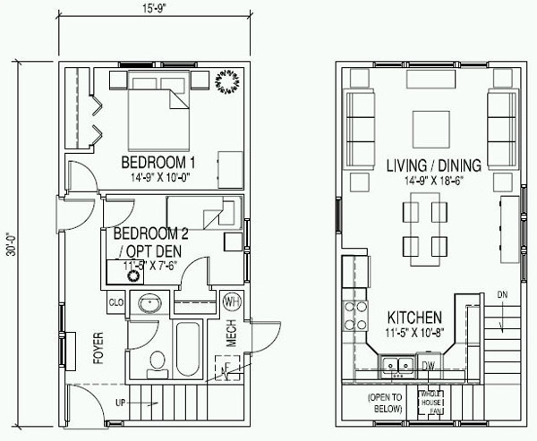 easy to make wood crafts cabin plans two story building